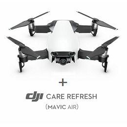 DJI MAVIC Air Arctic White + Care Refresh Bundle