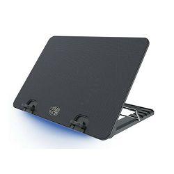 "Hlađenje za notebook COOLERMASTER ERGO STAND IV, do 17"", 4x USB, miniUSB, microUSB, crno R9-NBS-E42K-GP"