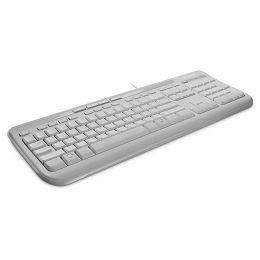 Microsoft Wired Keyboard 600 White, ANB-00032 ANB-00032