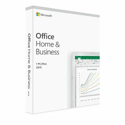 FPP Office Home and Business 2019 Medialess P6 CRO, T5D-03304 T5D-03304
