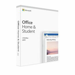FPP Office Home and Student 2019 Medialess P6 ENG, 79G-05149 79G-05149