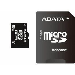 Memorijska kartica Adata SD MICRO 16GB HC Class4 + 1ad