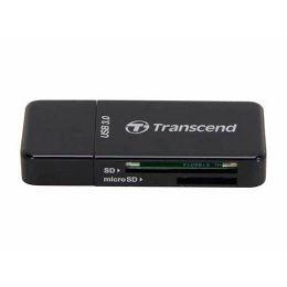 Čitač kartica Transcend RDF5 USB 3.1 Black