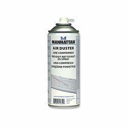 Sredstvo za čišćenje MANHATTAN, Air duster komprimirani zrak 400ml 156141
