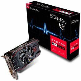 SAPPHIRE AMD Radeon PULSE RX 560 4GB GDDR5 HDMI / DVI-D / DP OC