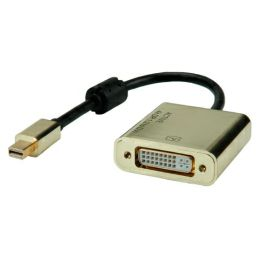 Roline GOLD adapter Mini DisplayPort - DVI (M/F), 4K2K