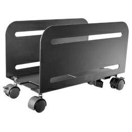 Roline VALUE pokretno postolje za računalo na kotačima, crno