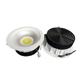 EcoVision LED downlight, 15W, 5000K - hladna bijela, mliječni, ugradbeni