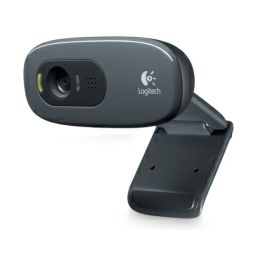Logitech C270 HD internet kamera, USB (960-001063)