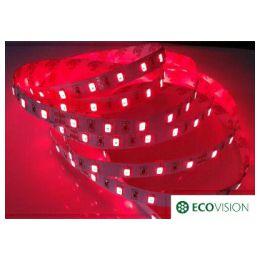 EcoVision LED traka 0.5m, 3528, 60LED/m, 4.8W/m, 36V DC, crvena