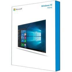 MICROSOFT Windows 10 Home, 64-bit, Engleski, OEM, DVD, KW9-00139 KW9-00139