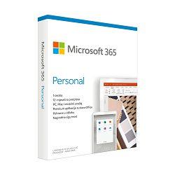 MICROSOFT 365 Personal, Engleski, godišnja pretplata 2472135