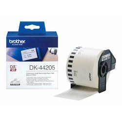BROTHER DK44205 endlesslabel paper white DK44205