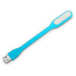 Ecovision LED USB svjetiljka plava