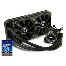 Enermax LIQMAX II 240 vodeno hlađenje za procesore Intel LGA 775 - 2066 / AMD AM2 - AM4 - FM2+ (ELC-LMR240-BS)
