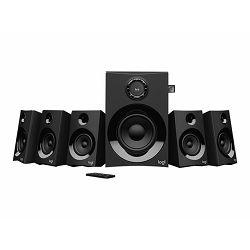 LOGI Z607 5.1 Surround Sound BT BLACK 980-001316