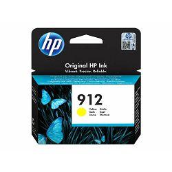 HP 912 Yellow Ink Cartridge 3YL79AE#BGX