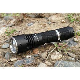 XTAR PILOT II B20 ručna svjetiljka, 1100 lm, KOMPLET, XM-L2 U3