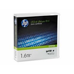 HPE LTO4 Ultrium Data Cartridge 1,6TB C7974A
