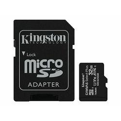 KINGSTON 32GB micSDHC Canvas Select Plus SDCS2/32GB