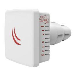 Mikrotik RB LDF 5, 9dBi integrirana 5GHz antena, Dual Chain 802.11an, 600MHz CPU, 64MB RAM, 1x LAN, vanjsko kućište, POE, PSU