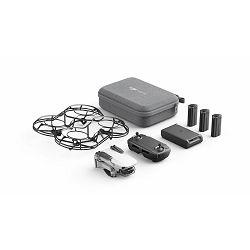 Dron DJI Mavic Mini Fly More Combo, 2K kamera, 3-axis gimbal, vrijeme leta do 30min, upravljanje daljinskim upravljačem, dodatna oprema, bijeli CP.MA.00000124.01