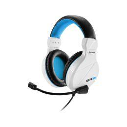 Sharkoon Rush ER3 stereo slušalice sa mikrofonom, bijelo-plave