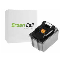 Green Cell (PT47) baterija 6000 mAh, BL1830 BL1860 za Makita BDF450SFE BTL061RF BTW450RFE 6000 mAh