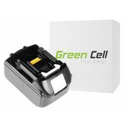 Green Cell (PT93) baterija 4000 mAh, LXT400 BL1830 194204-5 za Makita  Ogniwa SAMSUNG 18V 4Ah