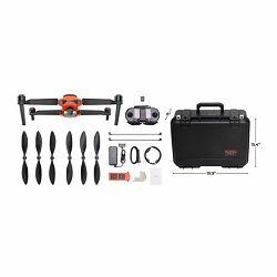 Dron AUTEL Evo II Rugged Bundle, 8K kamera, 3-axis gimbal, vrijeme leta do 40 min, upravljanje daljinskim upravljačem, narančasti 102000196