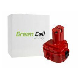 Green Cell (PT182) baterija 1500mAh, 12V za Makita 1050D