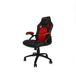 Gaming stolica UVI Chair Hero Red, crno-crvena UVI7001