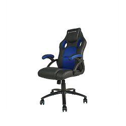 Gaming stolica UVI Chair Storm Blue, crno-plava UVI7002