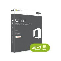Microsoft Office 2016 Home & Business za MAC ESD elektronička licenca