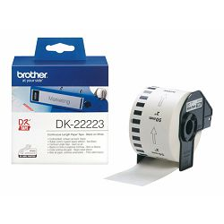 BROTHER DK22223 CONTINUOUS PAPER TAPE DK22223