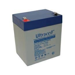 Ultracell (UL5-12) baterija AGM 12V 5Ah