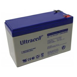 Ultracell (UL7.2-12) baterija AGM 12V 7.2Ah