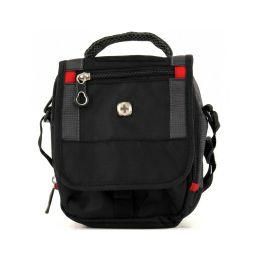 Wenger torbica putna za na rame, crna