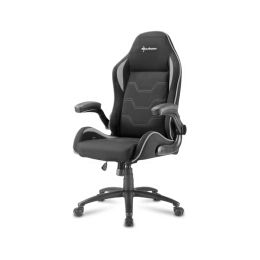 Sharkoon Elbrus 1, igraća stolica, crno-siva