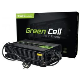 Green Cell strujni inverter 12V na 230V, 300W/600W (INV07)
