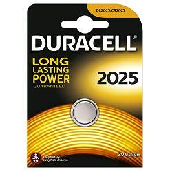 Baterija DURACELL litijska 2025