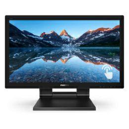 "Philips 22"" 222B9T/00 (21.5"") 16:9 Full HD (1920×1080) TFT W-LED, PCAP 10P Touchscreen, 1ms, VGA/DVI-D/HDMI/DP, 2×USB3.1, zvučnici, IP65, crni"