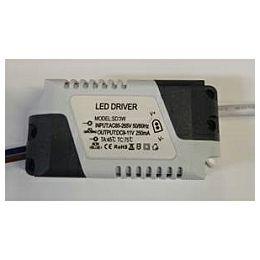 EcoVision LED Driver za panel/plafonjeru 3W, 250mA, 9-11V