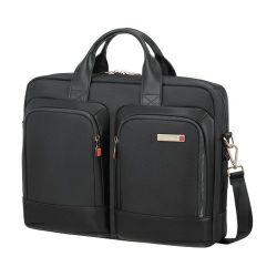 """Samsonite torba Safton za prijenosnike do 15.6"""", crna"""