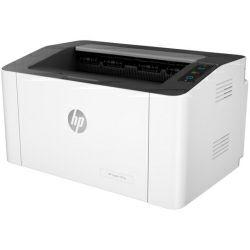 HP Laser 107w A4 pisač, 20str/min., 1200dpi, 64MB, USB/WiFi