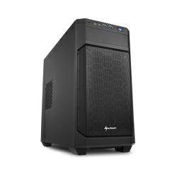 Sharkoon V1000 Micro-ATX kućište, bez napajanja, USB3.0, crno