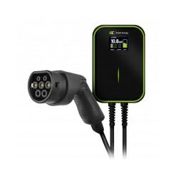 Green Cell (EV14) PowerBox 22kW, 32A punjač Tip 2 za punjenje električnih vozila i Plug-In hibrida 6m