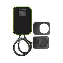 Green Cell (EV15RFID) PowerBox 22kW, 32A punjač Tip 2 utičnica za punjenje električnih vozila i Plug-In hibrida