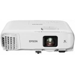 Epson EB-E20  XGA (1024×768), 15000:1, 3400 ANSI, VGA/HDMI/USB 2.0/RS-232C projektor, bijeli (V11H981040)