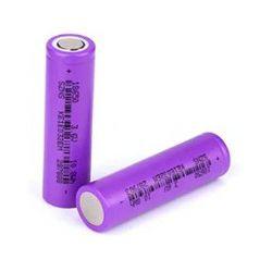 WOOX Lithium-Ion baterija 3000mAh, 3.6V, 10.8Wh za kameru R9045, 2 kom/pak. (R18650)